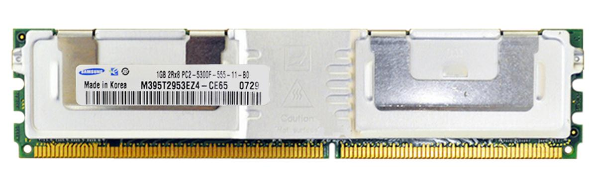 M4L-PC2667D2D8F5-1G M4L Certified 1GB 667MHz DDR2 PC2-5300 Fully Buffered ECC CL5 240-Pin Dual Rank x8 DIMM