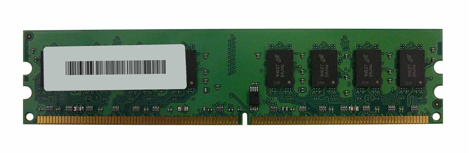 M4L-PC2400D2N3-2G M4L Certified 2GB 400MHz DDR2 PC2-3200 Non-ECC CL3 240-Pin Dual Rank x8 DIMM