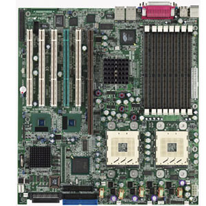 P4DP6-Q SuperMicro P4DP6 for Dual Intel P4 Xeon Socket 603 - Motherboard (Refurbished)