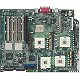 P4QH6-U SuperMicro P4QH6 for Quad dual or single Intel Xeon Processors - Motherboard (Refurbished)