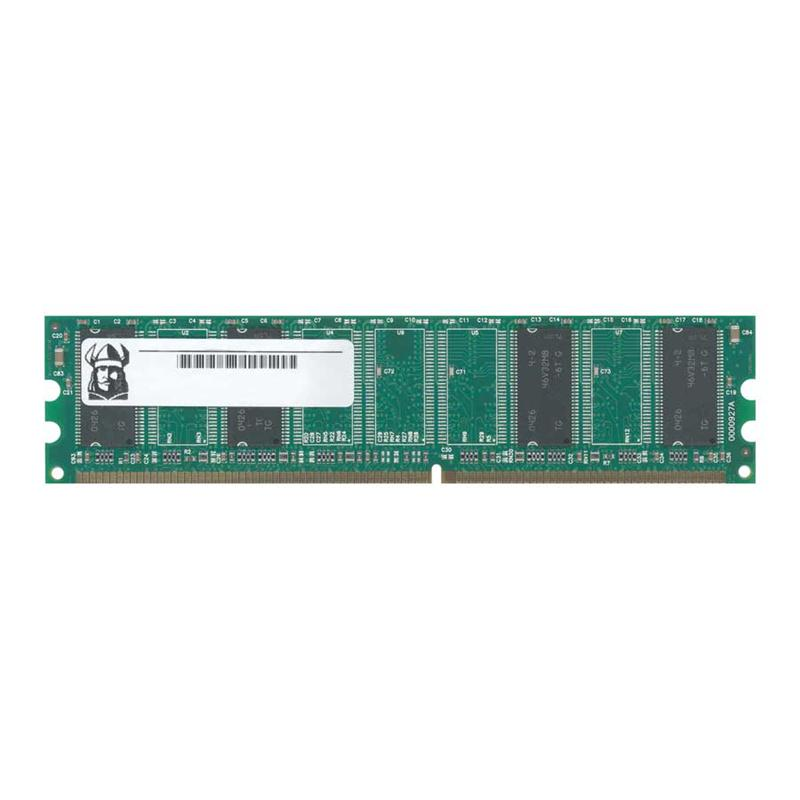 PC2700U-25330-Z Viking 512MB PC2700 DDR-333MHz non-ECC Unbuffered CL2.5 184-Pin DIMM Memory Module