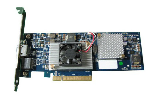 RK375 Dell Single-Port 10Gbps PCI Express Copper Ethernet Card