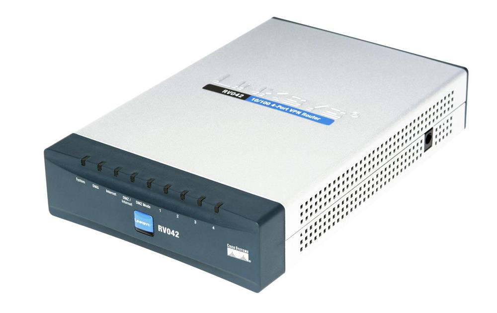 RV042-UK Cisco Network Router
