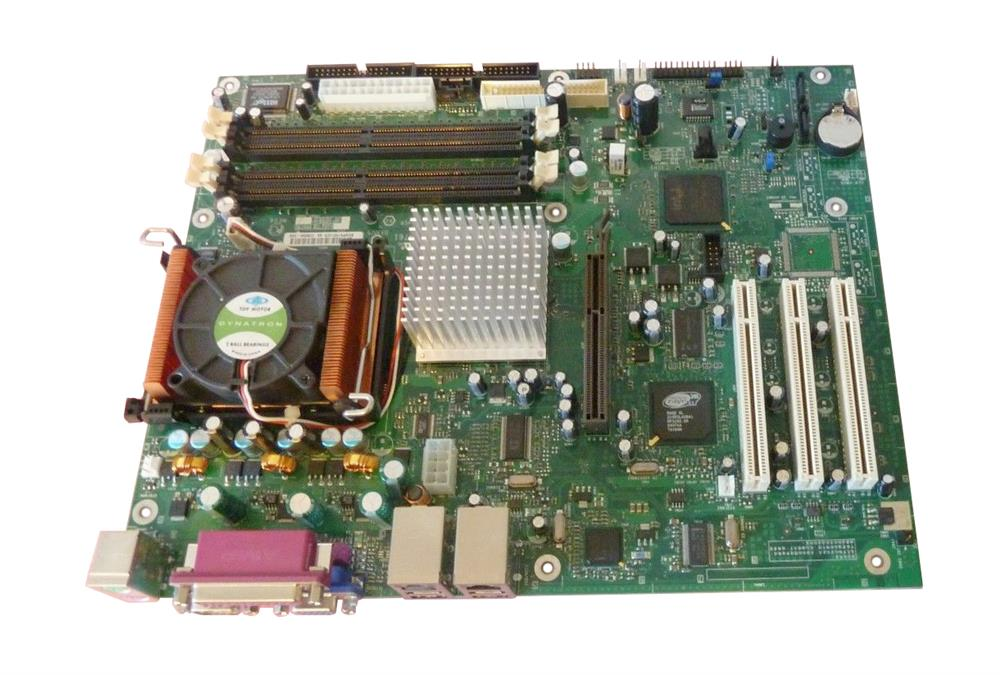 S875WP1 Intel 875P Chipset Socket 478 ATX Server Motherboard (Refurbished)