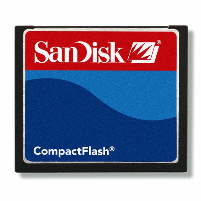 SDCFJ 4096 388 SanDisk Flash Memory Card