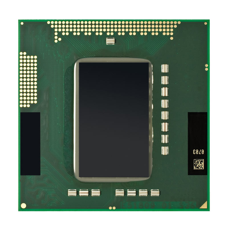 SLBTQ Intel Core i7-620M Dual Core 2.66GHz 2.50GT/s DMI 4MB L3 Cache Socket PGA988 Mobile Processor