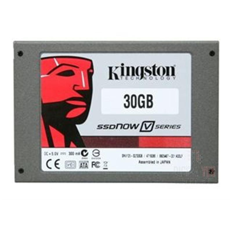 SNV125-S2/30G Kingston SSDNow V Series 30GB MLC SATA 3Gbps 2.5-inch Internal Solid State Drive (SSD)