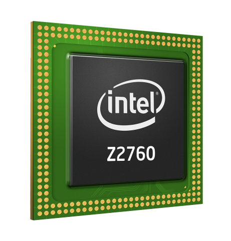 SR0WW Intel Atom Z2760 Dual Core 1.80GHz 1MB L2 Cache Socket FC-MB4760 Mobile Processor