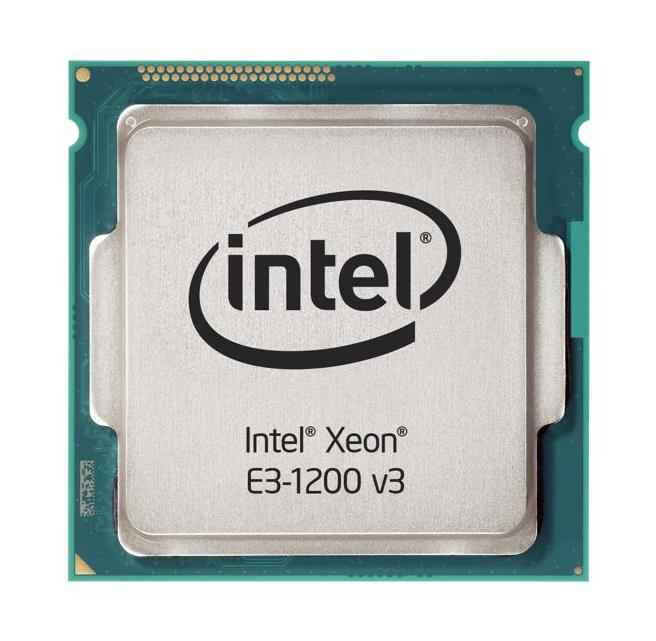 SR152 Intel Xeon E3-1240 v3 Quad Core 3.40GHz 5.00GT/s DMI 8MB L3 Cache Socket FCLGA1150 Processor