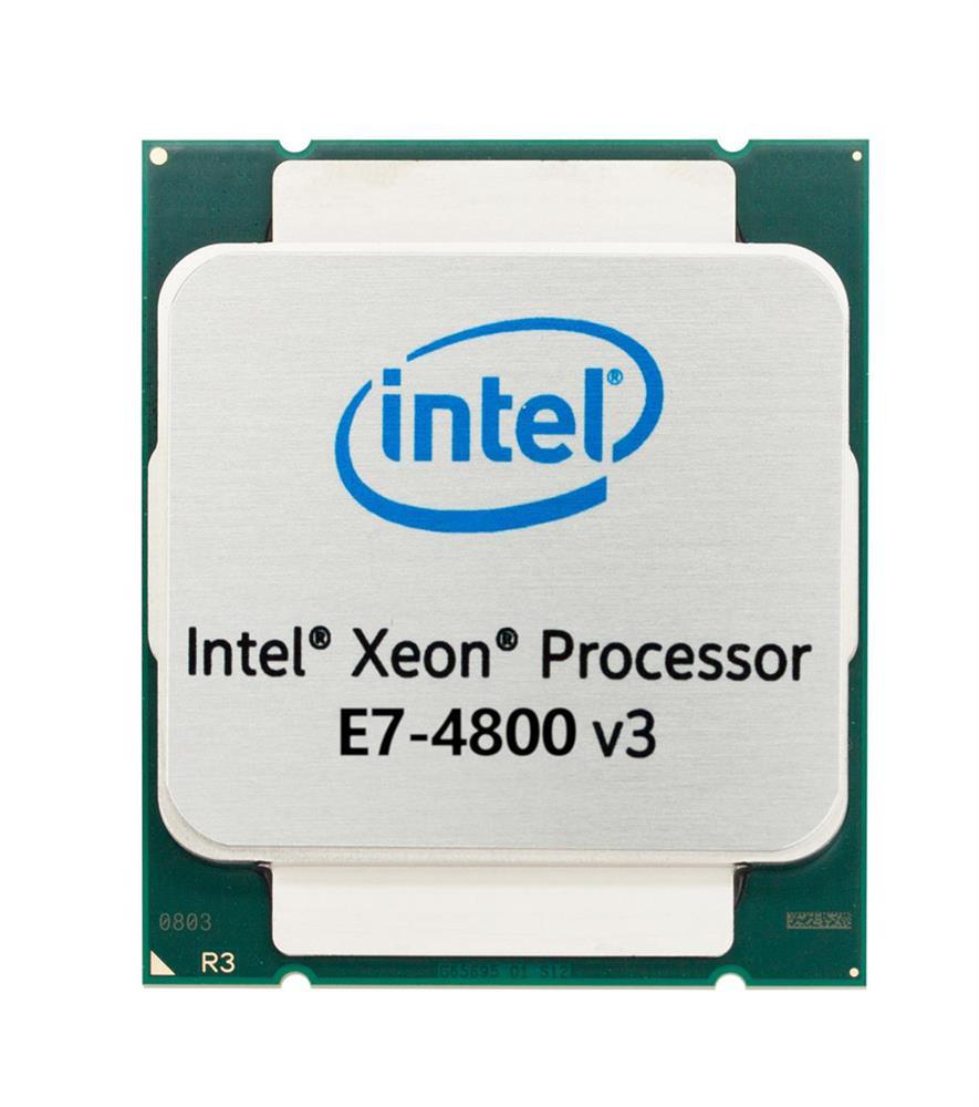 Intel Xeon E7-4820 v3 10 Core 1.90GHz 6.40GT/s QPI 25MB L3 Cache Socket 2011-1 Processor Mfr P/N SR224