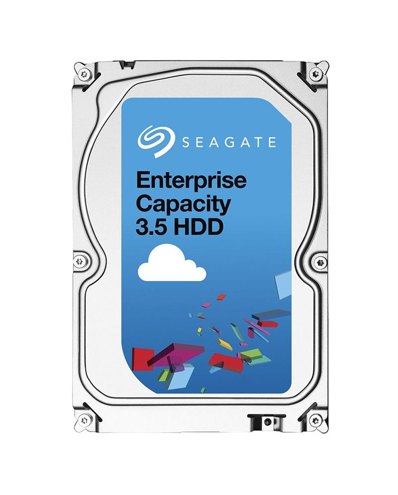 ST10000NM0166 Seagate Enterprise Capacity 10TB 7200RPM SATA 6Gbps 256MB Cache (SED / 4Kn) 3.5-inch Internal Hard Drive
