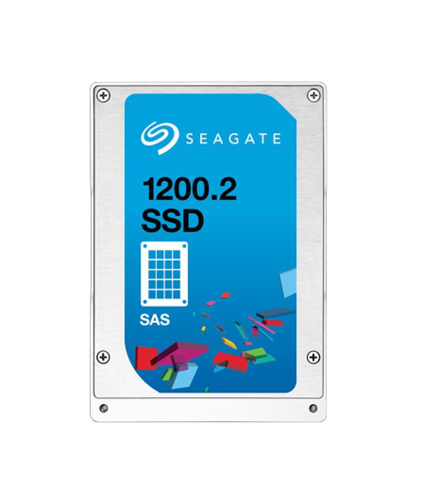 ST200FM0143 Seagate 1200.2 Series 200GB eMLC SAS 12Gbps Dual Port High Endurance (SED) 2.5-inch Internal Solid State Drive (SSD)