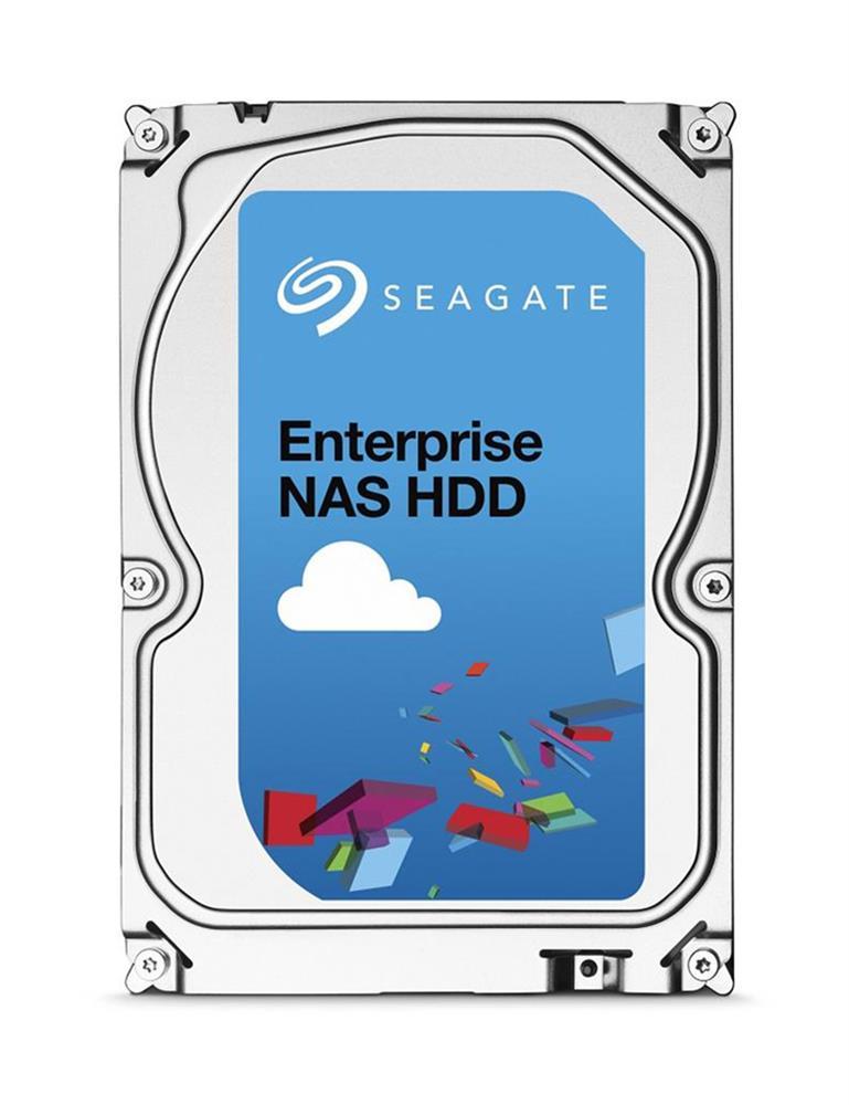 Seagate Enterprise NAS 8TB 7200RPM SATA 6Gbps 256MB Cache 3.5-inch Internal Hard Drive Mfr P/N ST8000NE0001