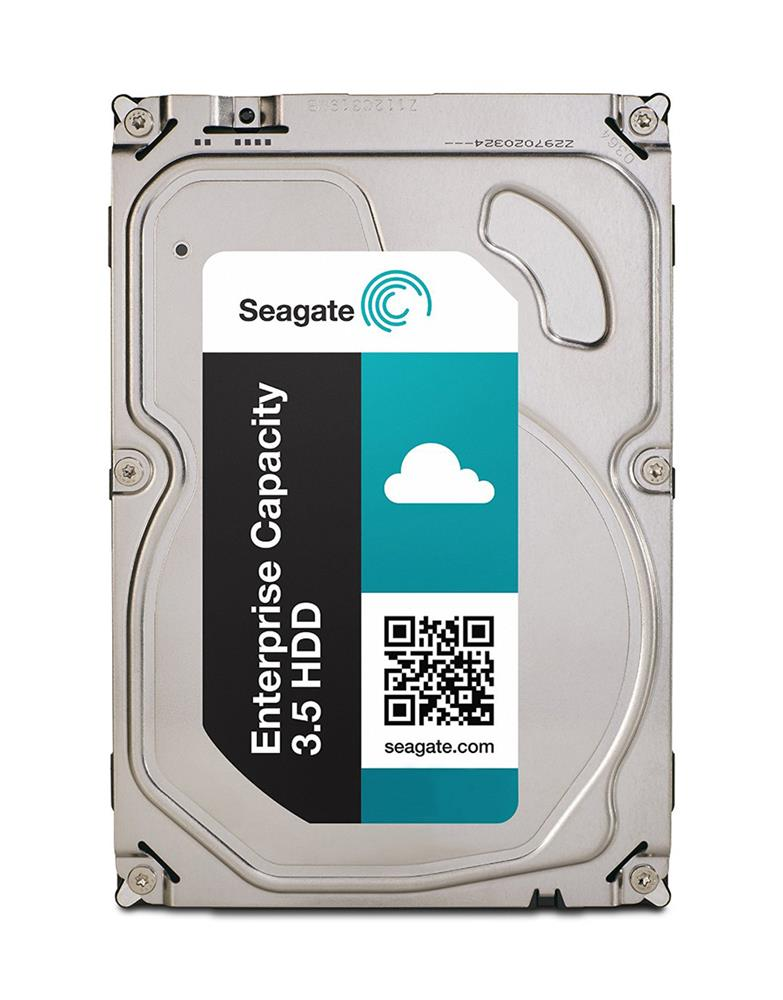 ST8000NM0045 Seagate Enterprise 8TB 7200RPM SATA 6Gbps 256MB Cache (4Kn) 3.5-inch Internal Hard Drive