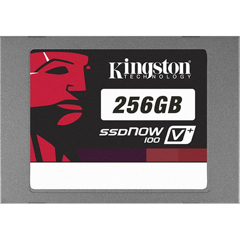 SVP100ES2/256G Kingston SSDNow V+100E Series 256GB MLC SATA 3Gbps 2.5-inch Internal Solid State Drive (SSD)
