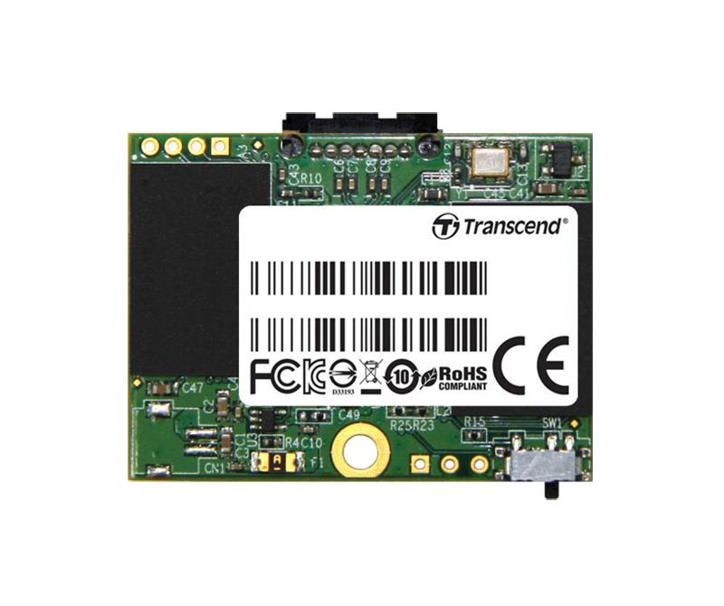 TS1GSTM500-7H Transcend STM500-7H 1GB SLC SATA 3Gbps 7-Pin Horizontal DOM Internal Solid State Drive (SSD)