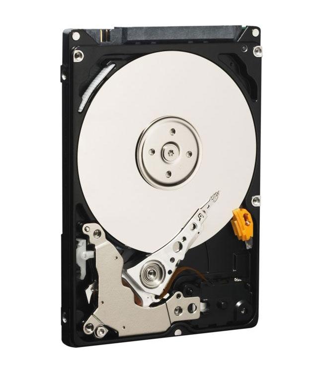 Western Digital Scorpio Blue 320GB 5400RPM ATA-100 8MB Cache 2.5-inch Internal Hard Drive Mfr P/N WD3200BEVERTL