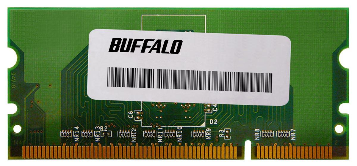Buffalo 1GB non-ECC Unbuffered x32 CL4 144-Pin DIMM Certified Printer Memory Module for Kyocera FS-1350DN FS-C5100DN FS-C5200DN FS-C5300DN and FS-C5400DN Laser Printers Mfr P/N PX533-1G