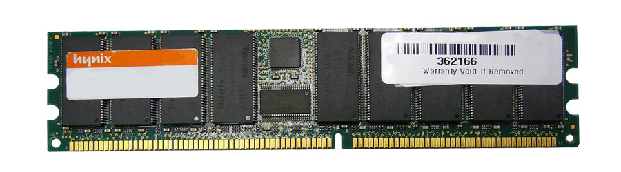 371-3653-01 Sun  2GB PC2-5300 DDR2-667MHz ECC Registered CL5 240-Pin DIMM Dual Rank Memory Module