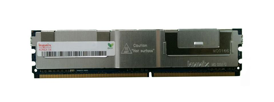 HMP31GF7AFR4C-S6D5 Hynix 8GB PC2-6400 DDR2-800MHz ECC Fully Buffered CL6 240-Pin DIMM Memory Module