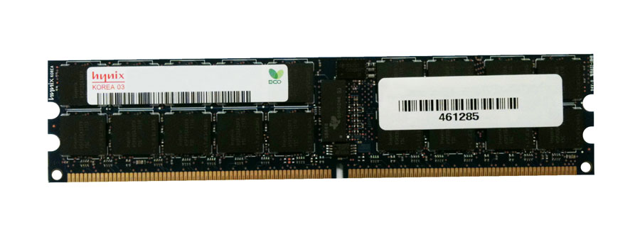 M4L Certified 8GB 800MHz DDR2 PC2-6400 Reg ECC CL6 240-Pin Dual Rank x4 DIMM Mfr P/N M4L-PC2800D2D4P6-8G