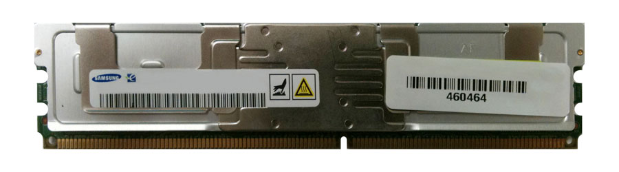 M4L Certified 2GB 533MHz DDR2 PC2-4200 Fully Buffered ECC CL4 240-Pin Single Rank x4 DIMM Mfr P/N M4L-PC2533ED2S44FD-2G