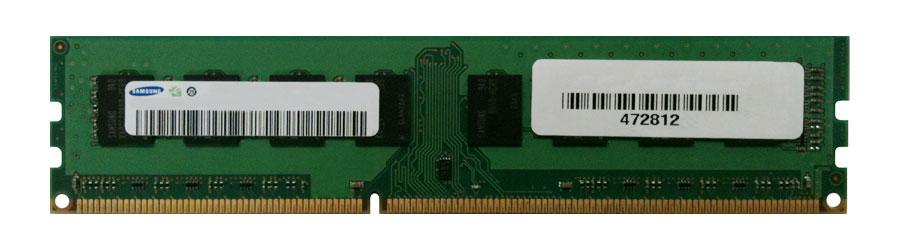 M4L Certified 4GB 1333MHz DDR3 PC3-10600 Non-ECC CL9 240-Pin Single Rank x8 DIMM Mfr P/N M4L-PC313N9S8-4G