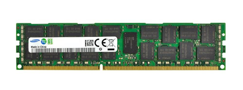 M393B2G73CH0-YK0 Samsung 16GB PC3-12800 DDR3-1600MHz ECC Registered CL11 240-Pin DIMM 1.35V Low Voltage Quad Rank Memory Module