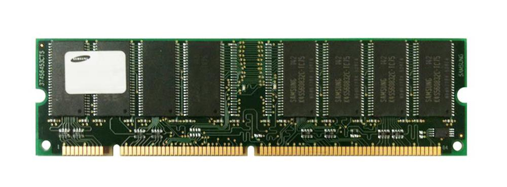 Samsung 128MB PC133 133MHz non-ECC Unbuffered CL3 168-Pin DIMM Memory Module Mfr P/N PC133U-333-542