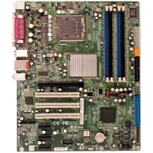 P8SGA SuperMicro Socket LGA 775 Intel 915G Chipset Intel Pentium 4/ Celeron Processors Support DDR 4x DIMM 4x SATA ATX Motherboard (Refurbished)