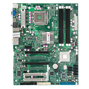 MBD-C2SEE-B SuperMicro C2SEE Socket LGA 775 Intel G43 + ICH10 Chipset Core 2 Extreme/ Core 2 Quad/ Dou Processors Support DDR3 2x DIMM 6x SATA2 3.0Gb/s ATX Motherboard (Refurbished)