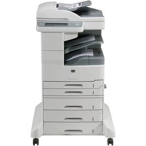 HP LaserJet M5035XS Multifunction Printer Monochrome 35 ppm Mono 1200 x 1200 dpi Printer, Copier, Scanner, Fax (Refurbished) Mfr P/N Q7831A