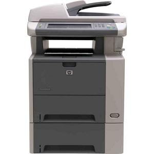 HP LaserJet M3035XS Multifunction Printer Monochrome 33 ppm Mono 1200 x 1200 dpi Fax, Copier, Printer, Scanner (Refurbished) Mfr P/N CB415A