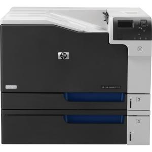 HP Color LaserJet CP5520 CP5525DN Laser Printer Color Plain Paper Print Desktop 30 ppm Mono / 30 ppm Color Print 850 sheets Input Automatic Duplex Print LCD (Refurbished) Mfr P/N CE708A#BGJ
