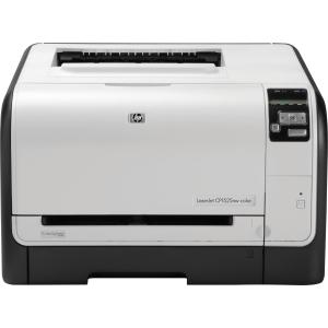 HP Color LaserJet Pro CP1525NW Laser Printer Color 600 x 600 dpi Print Plain Paper Print Desktop 12 ppm Mono / 8 ppm Color Print 150 sheets Input Manual Duplex Print LCD Fast Ethernet Wi-Fi USB (Refurbished) Mfr P/N CE875A