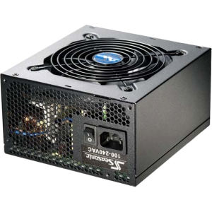 S12D-750 Sea Sonic Seasonic 750w 80+ Silver Psu Gaming Psu Atx12v + Eps 12v