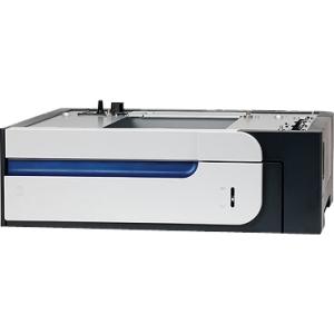 HP 500-sheet Paper and Heavy Media Tray for LaserJet Enterprise M551 Series Printers (Refurbished) Mfr P/N CF084A