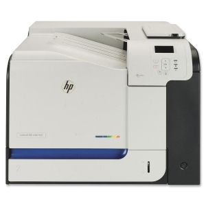 HP Color LaserJet Enterprise 500 M551Dn Printer (Networked) 1024MB 32-ppm(Mono) 32-ppm(Colour) 75000 (Mdc) (Refurbished) Mfr P/N CF082A