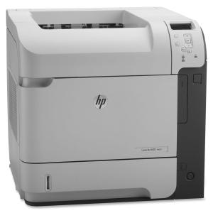 HP LaserJet Enterprise M601N B/W Laser Printer 45 Ppm 600 Sheets (Refurbished) Mfr P/N CE989A