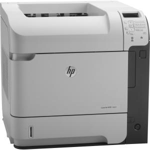 HP Color LaserJet Enterprise 600 M603dn (A4) Mono Printer 512MB 4-Line Color Control Panel 60-ppm 275000 (Mdc) (Refurbished) Mfr P/N CE995A