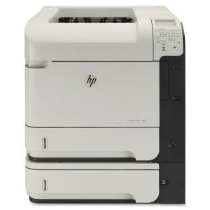 HP Color LaserJet Enterprise 600 M603Xh (A4) Mono Laser Printer 512Mb 4-LineColor Control Panel 60Ppm 275 000 (Mdc) (Refurbished) Mfr P/N CE996A