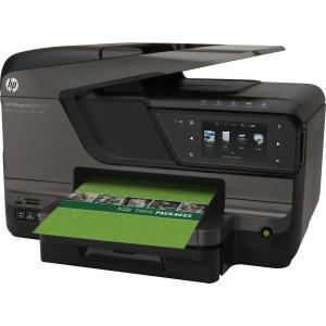 HP OfficeJet Pro 8600 Plus All-in-One N911G Clr P/S/C/F Adf USB 2.0 Enet (Refurbished) Mfr P/N CM750A