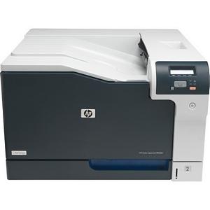 HP Color LaserJet CP5000 CP5225N Laser Printer Color Plain Paper Print Desktop 20 ppm Mono / 20 ppm Color Print 350 sheets Input Manual Duplex Print LCD Fast Ethernet USB (Refurbished) Mfr P/N CE711A