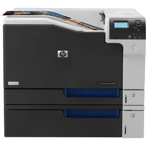 HP Color LaserJet CP5520 CP5525N Laser Printer Color Plain Paper Print Desktop 30 ppm Mono / 30 ppm Color Print 850 sheets Input Manual Duplex Print LCD Gigabit Ethernet USB (Refurbished) Mfr P/N CE707A