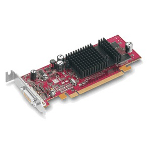 IBM 128MB ATI Radeon X300SE Dual-VGA or Dual-DVI Graphics Adapter Mfr P/N 40Y8405
