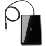 HP 2TB Personal Media External Hard Drive USB 3.0 (Refurbished) Mfr P/N BR389AA ABA