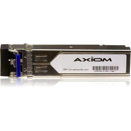 407-BBOR-AX Axiom 1Gbps 1000Base-SX Multi-mode Fiber 550m 850nm LC Connector SFP (mini-GBIC) Transceiver Module for Dell Compatible