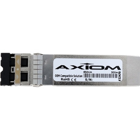 Axiom 16Gbps Short Wave SFP+ Transceiver for Brocade Mfr P/N XBR-000192-AX