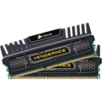 Corsair Vengeance 16GB PC3-19200 DDR3-2400MHz non-ECC Unbuffered CL10-12-12-31 240-Pin DIMM Memory Mfr P/N CMZ16GX3M2A2400C10