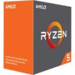 YD160XBCAEWOF AMD Ryzen 5 1600X 6-Core 3.60GHz 16MB L3 Cache Socket AM4 Processor